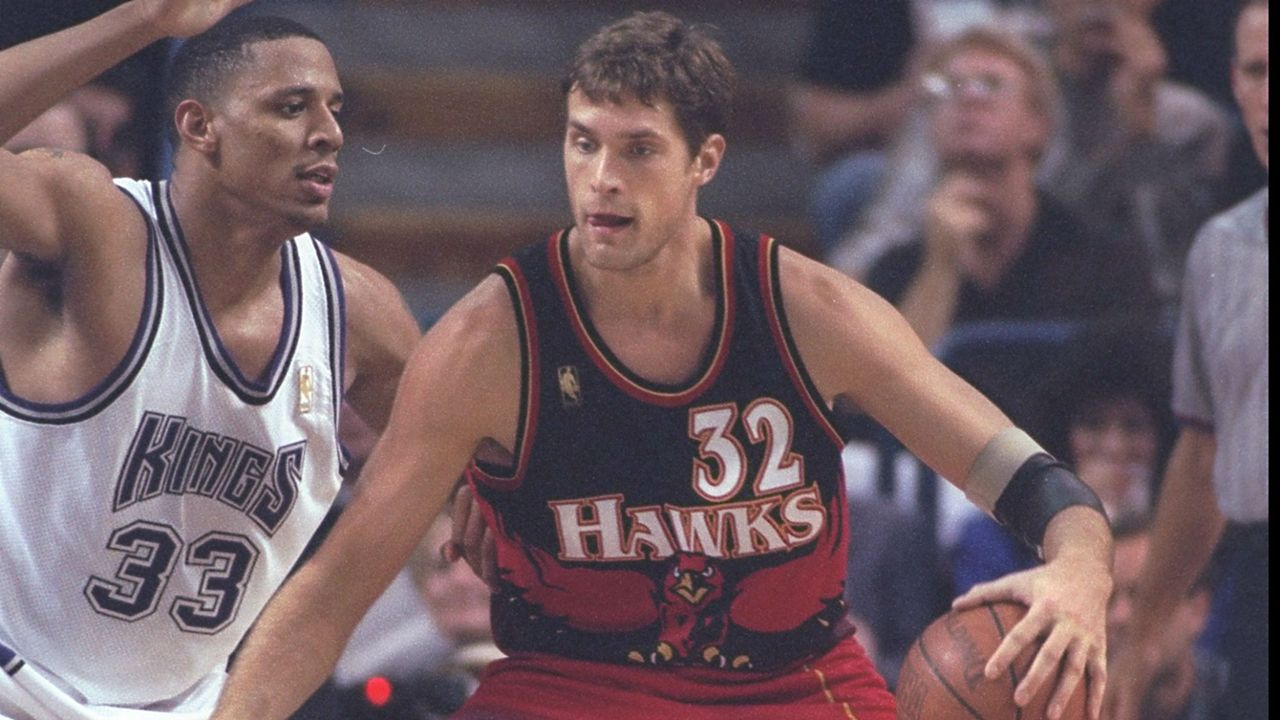 c3b15c4f4 1990s NBA uniforms, ranked from cartoonish best to technicolor worst |  Sporting News