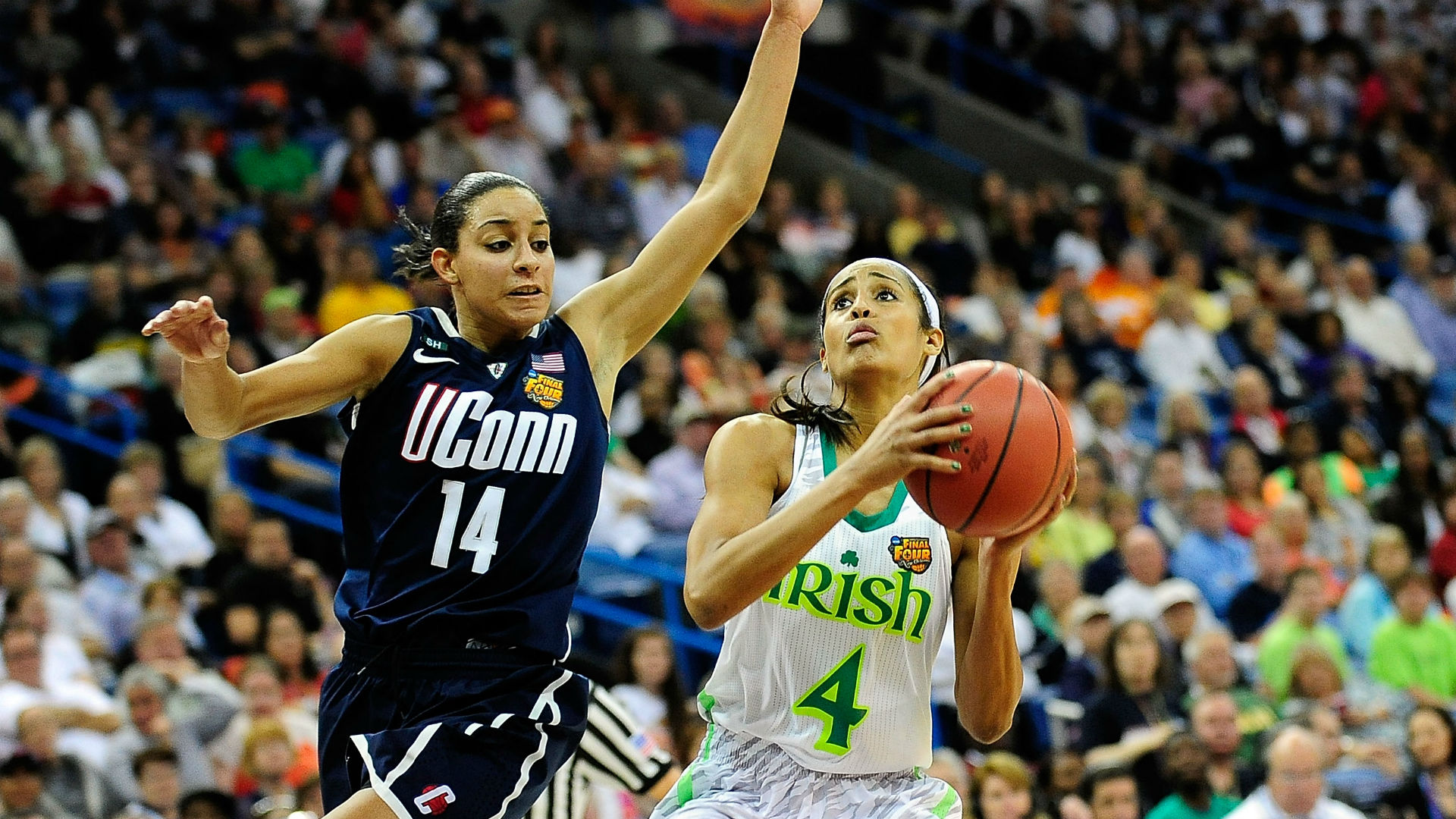 e79a188aaea5 Q+A  Skylar Diggins talks UConn s dominance and Candice Wiggins  comments  on heterosexuals in the WNBA