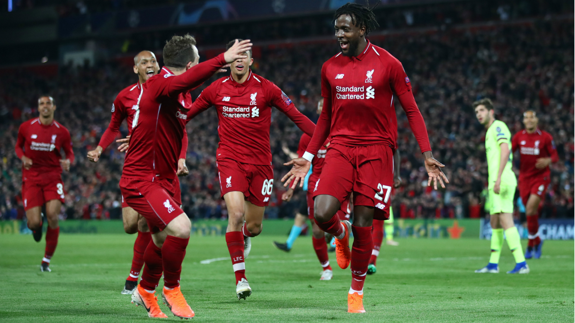 Barcelona falls asleep on goal to cap historic Champions League comeback by Liverpool