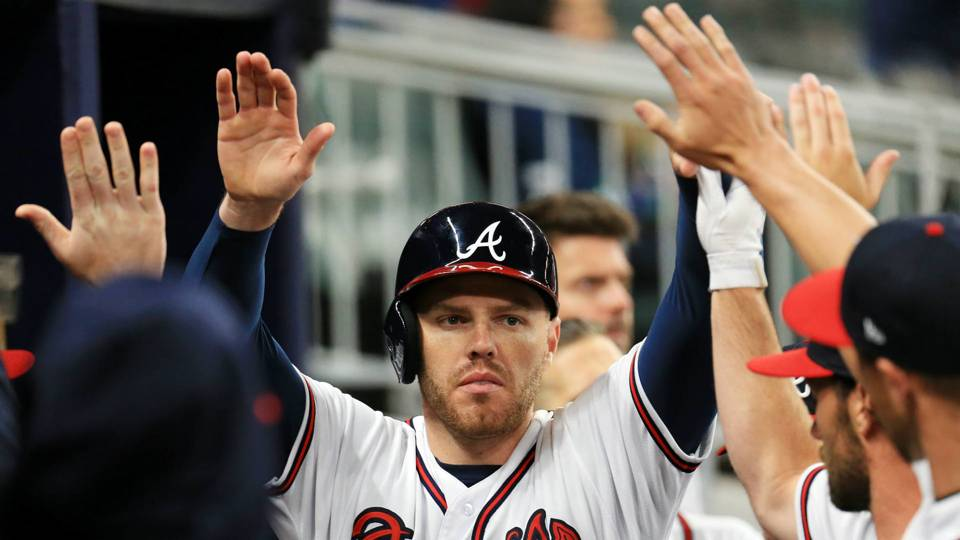 Too early to believe in the Braves? Maybe not