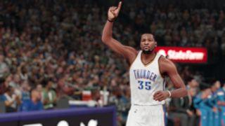 NBA 2K16 Kevin Durant