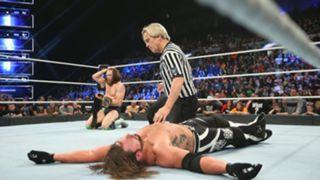 WWE, スマックダウン, #1004, ダニエル・ブライアン,AJスタイルズ