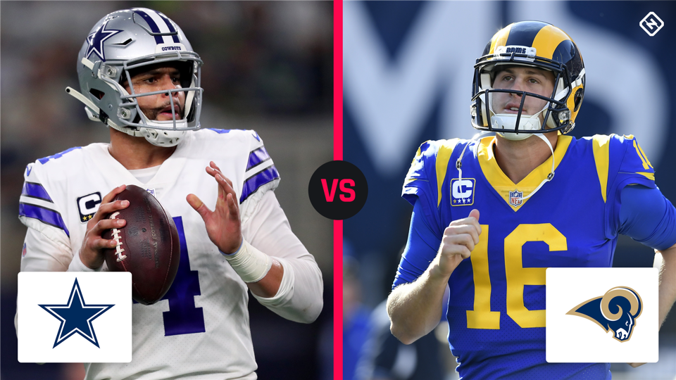 Image result for cowboys vs rams