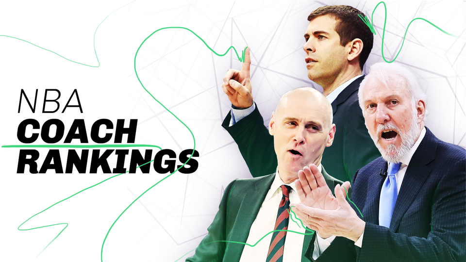NBA coach rankings: Familiar face lands at top heading into 2018-19 season