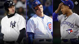 Walker, Rizzo, Stroman