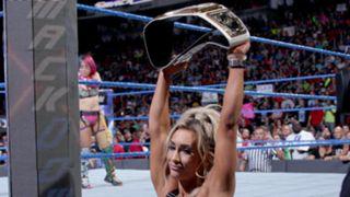WWE スマックダウン 980 アスカ カーメラ 女子王座