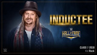 HoF2018: Kid Rock