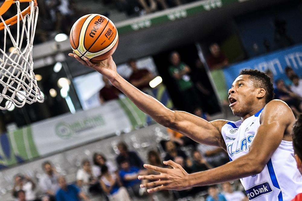 Giannis Greece FIBA