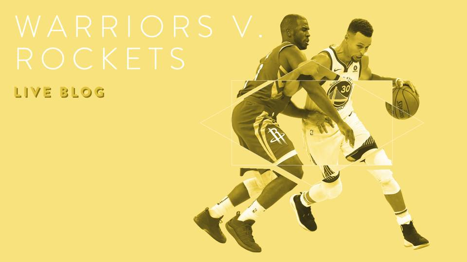 Warriors vs. Rockets: Rating, updates, highlights from Game 3 of West finals