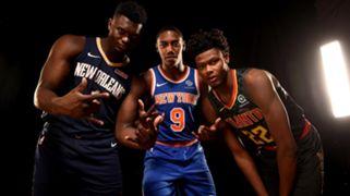 NBA Rookies 2019