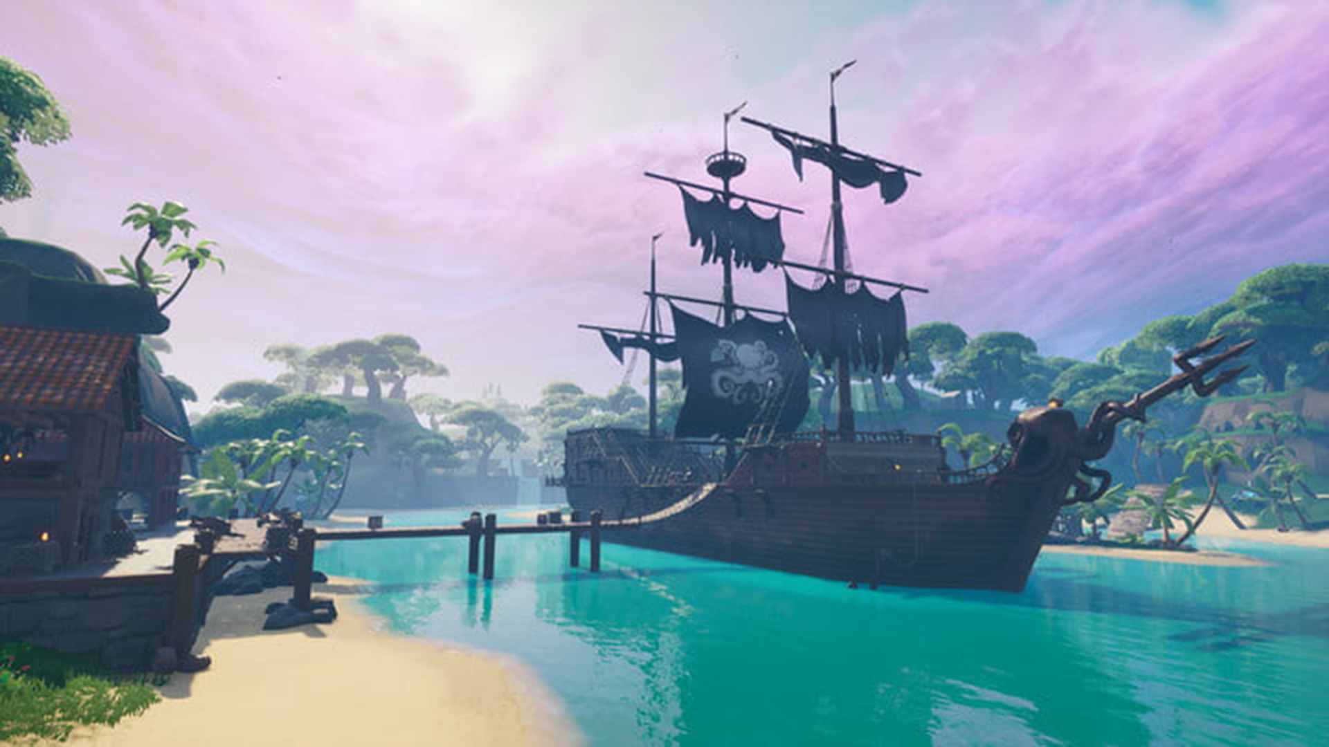 every pirate camp location in fortnite for season 8 week 1 challenge sporting news - pirate places in fortnite