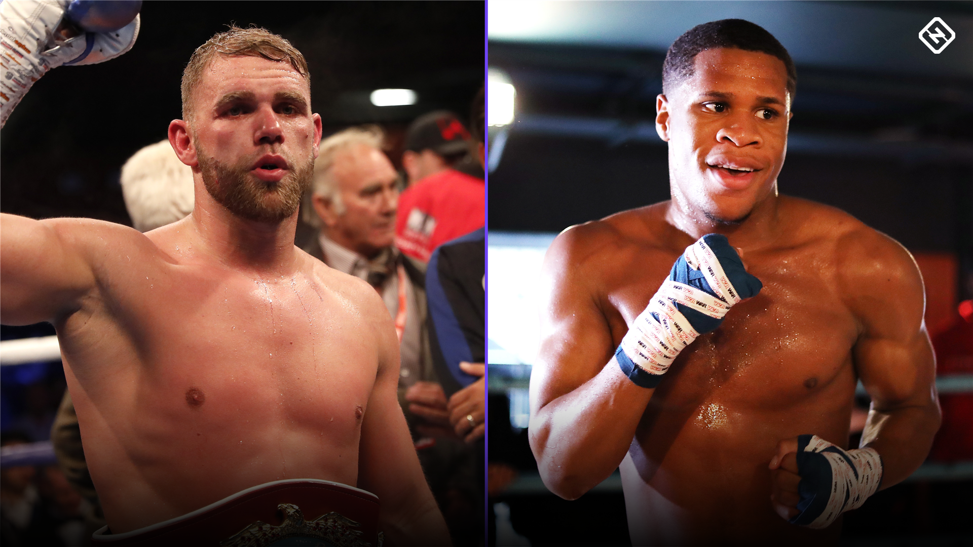 Logan Paul vs KSI 2 cartelera: Cómo ver peleas de Devin Haney, Billy Joe Saunders en DAZN 2