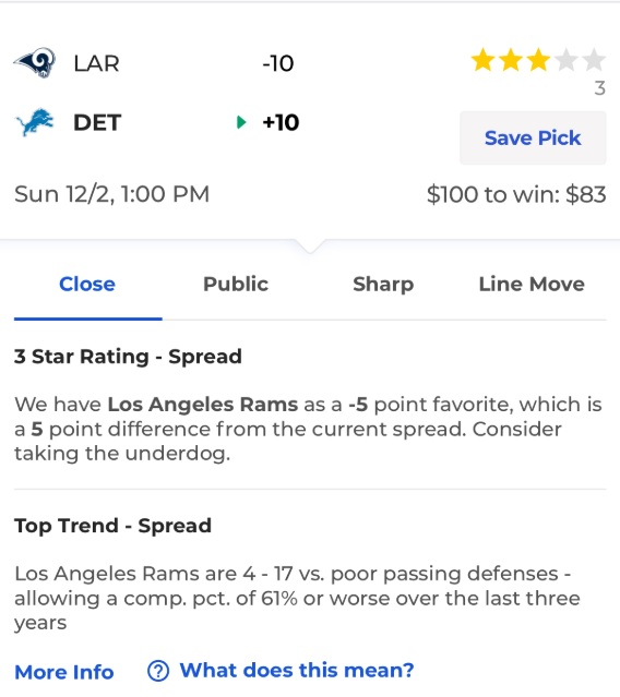 Week 13 NFL odds, betting trends, expert gambling advice