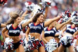 patriots cheer