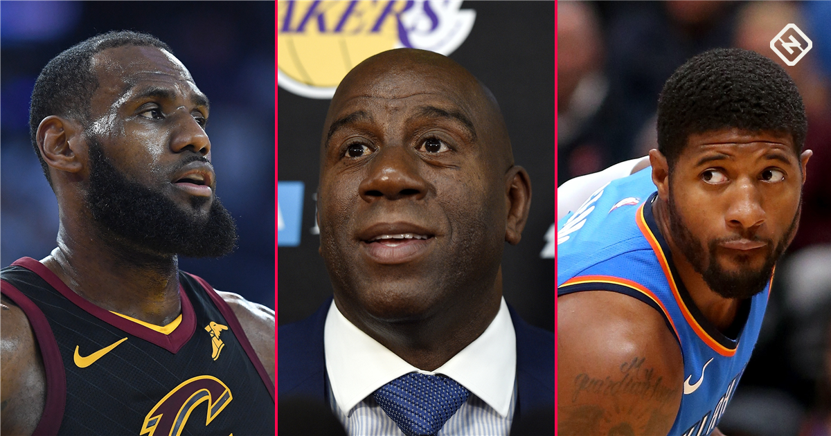How Lakers can sign two max superstars, alter course of franchise