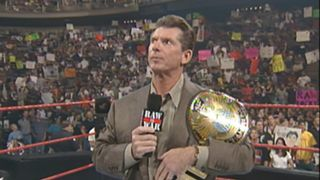 WWE 更新不可能な記録 マクマホン会長