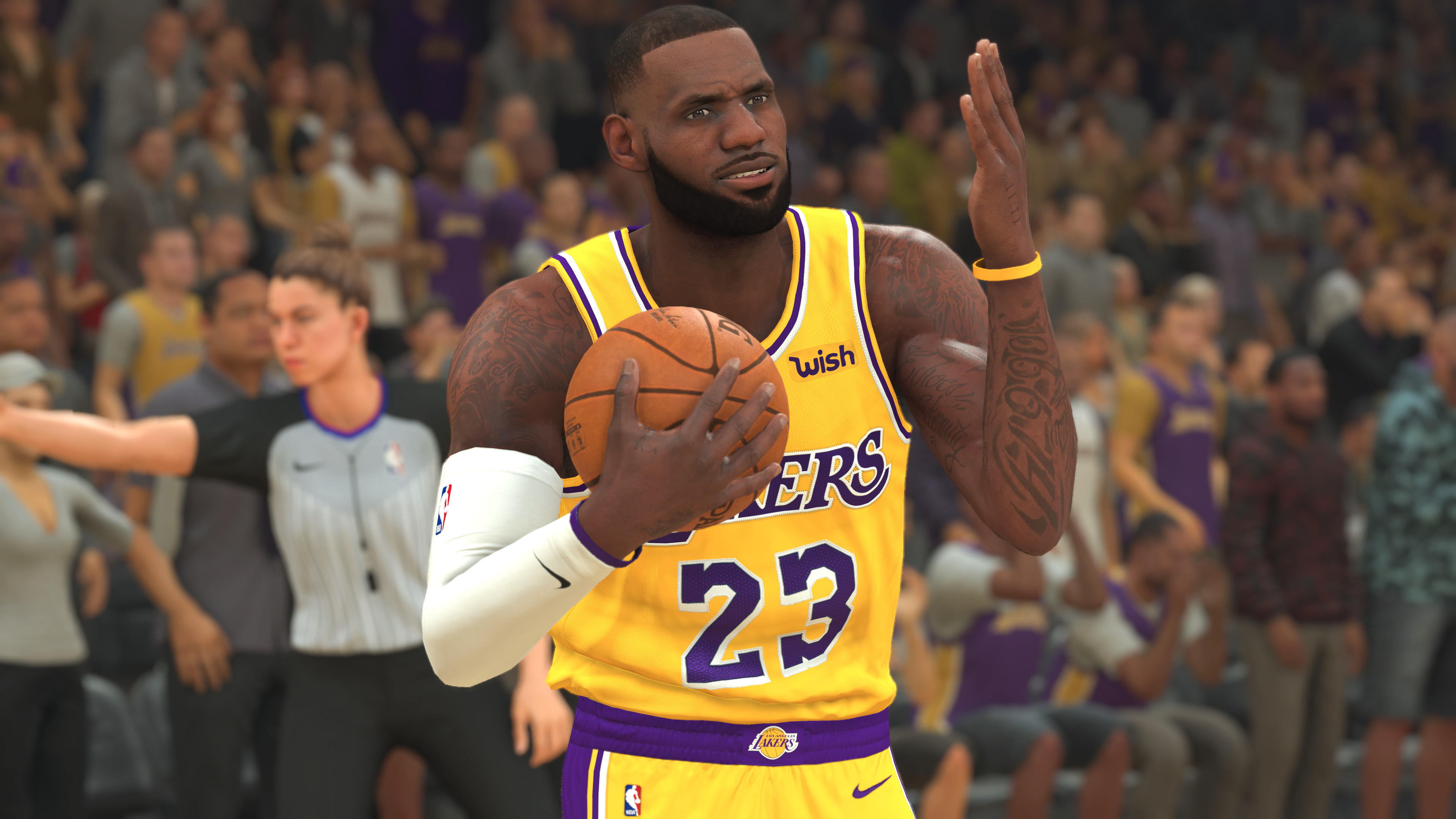Bug-filled 'NBA 2K20' launch causes #Fix2k20 to trend on