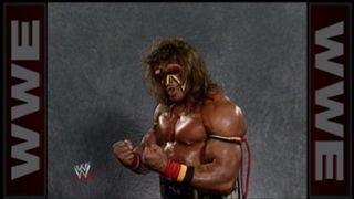 WWE 出身地不明 アルティメット・ウォリアー