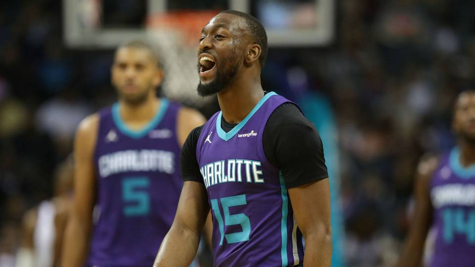 Free-agency questions will follow Kemba Walker, even if he's done answering them