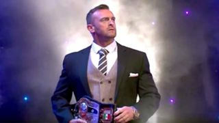 NWA champion Nick Aldis