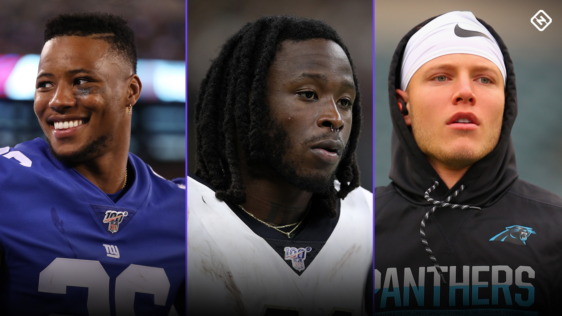 Which RB should be the No. 1 pick in fantasy football?