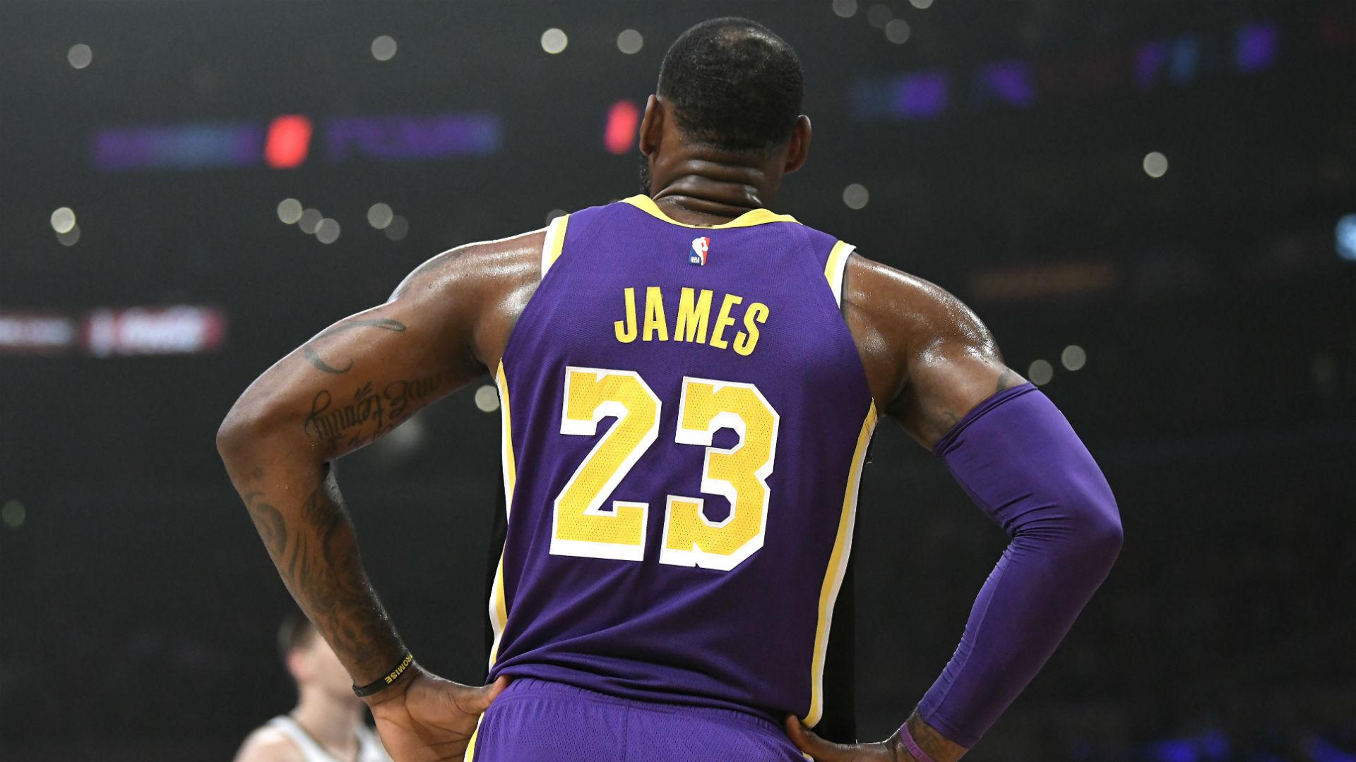 719281c1c Magic Johnson s resignation leaves LeBron James staring at dark Lakers  future