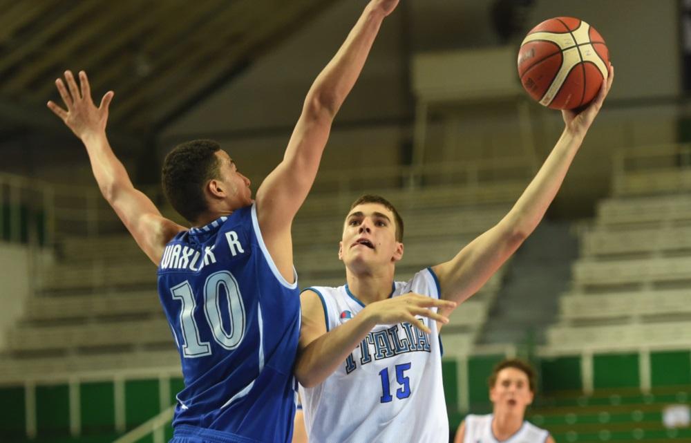 Gabriele Stefanini FIBA Italy
