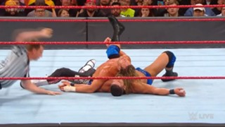 WWE ロウ #1312 ドルフ・ジグラー