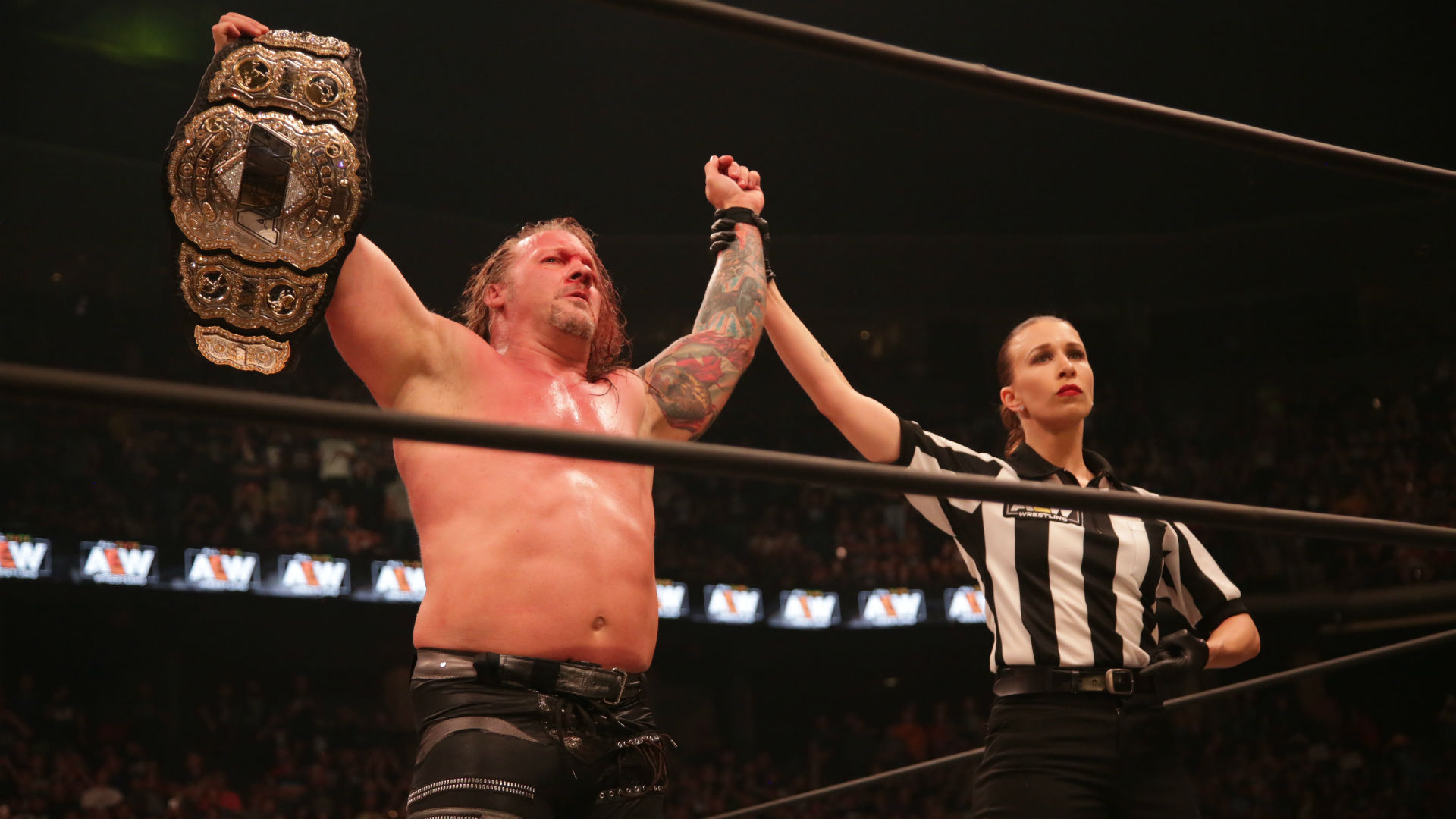The highs and lows of AEW's All Out
