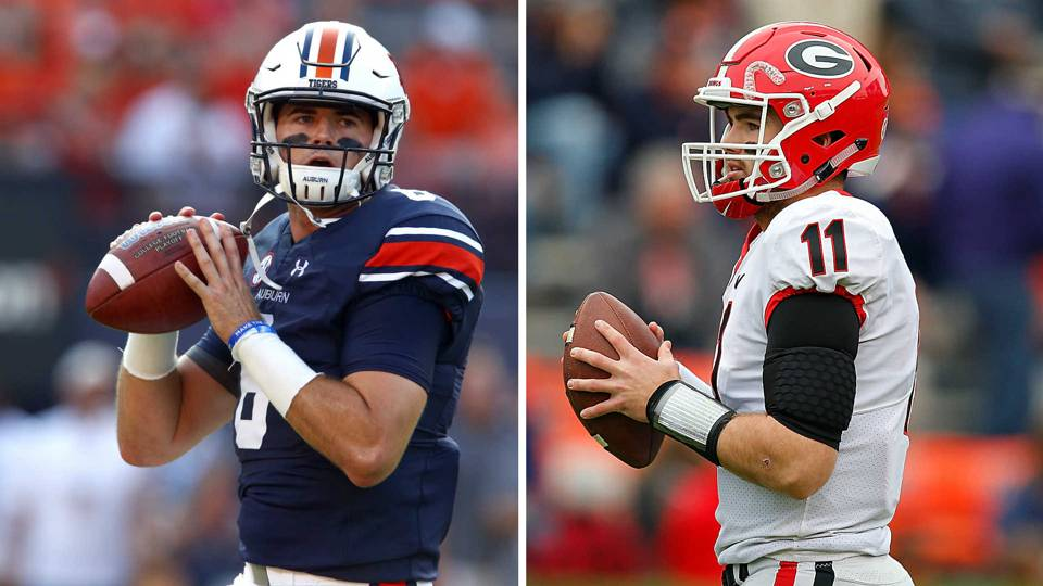 Georgia vs. Auburn: Live updates, highlights from SEC ...