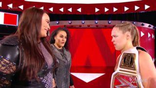 WWE, ロウ, #1330, ロンダ・ラウジー