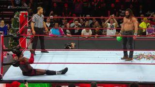 WWE, ロウ, #1335, アライアス
