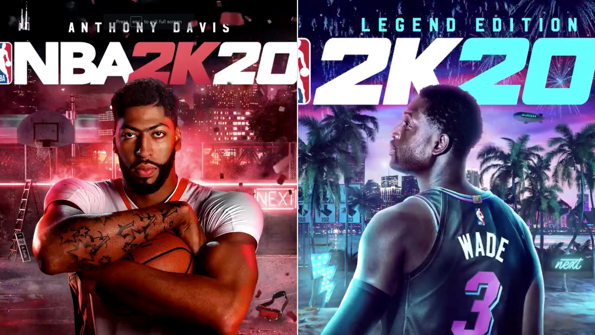 NBA 2K20' release date, cost, new features, editions: A