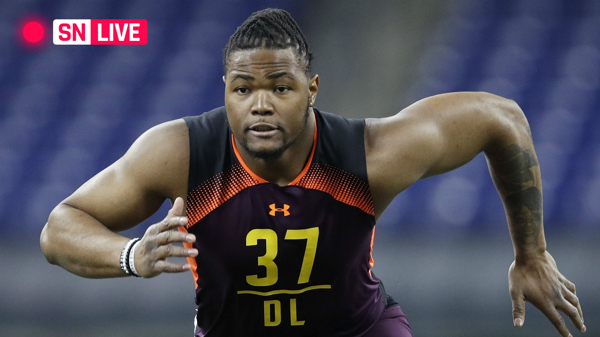 Nfl Draft Combine Results Highlights 40 Times More From Player