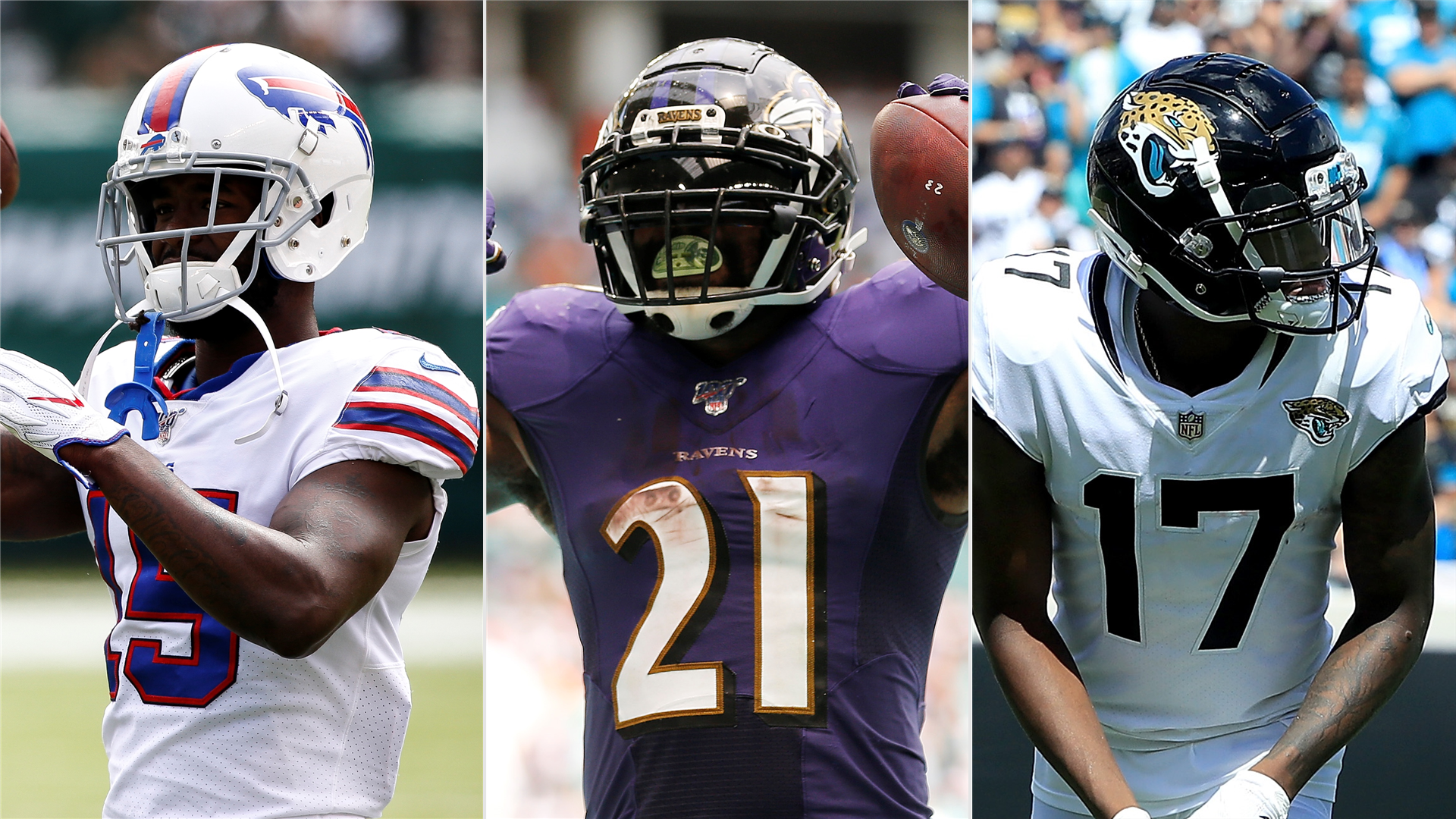 NFL Week 2 touchdown projections: The long and short (odds) of it