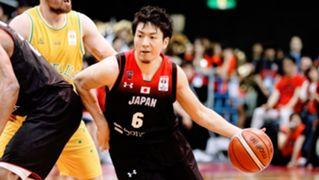 比江島慎 Makoto Hiejima FIBA Japan
