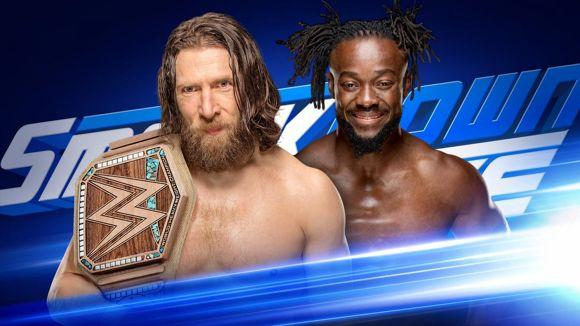 WWE, スマックダウン, #1019