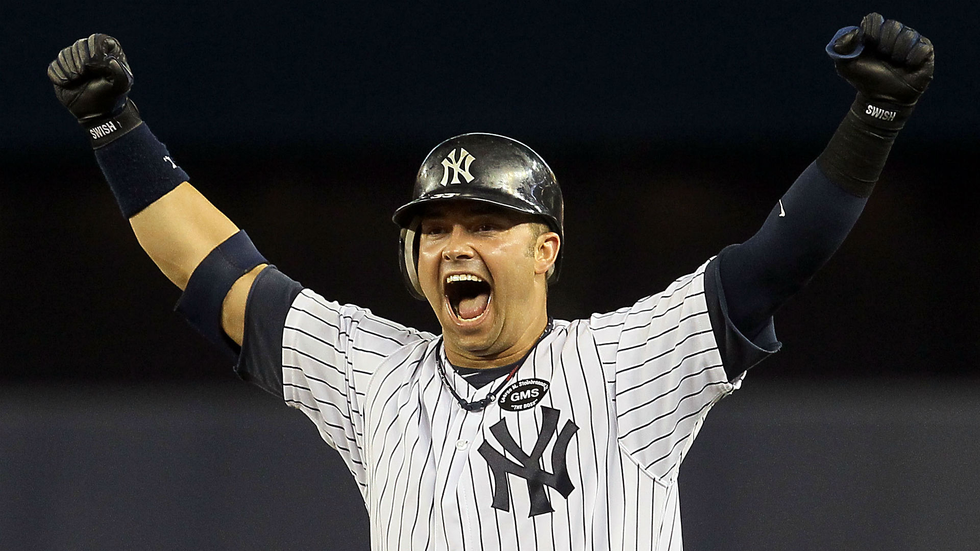 the latest fdd13 f3d62 Nov. 13, 2008: When the Yankees brought Nick Swisher and ...