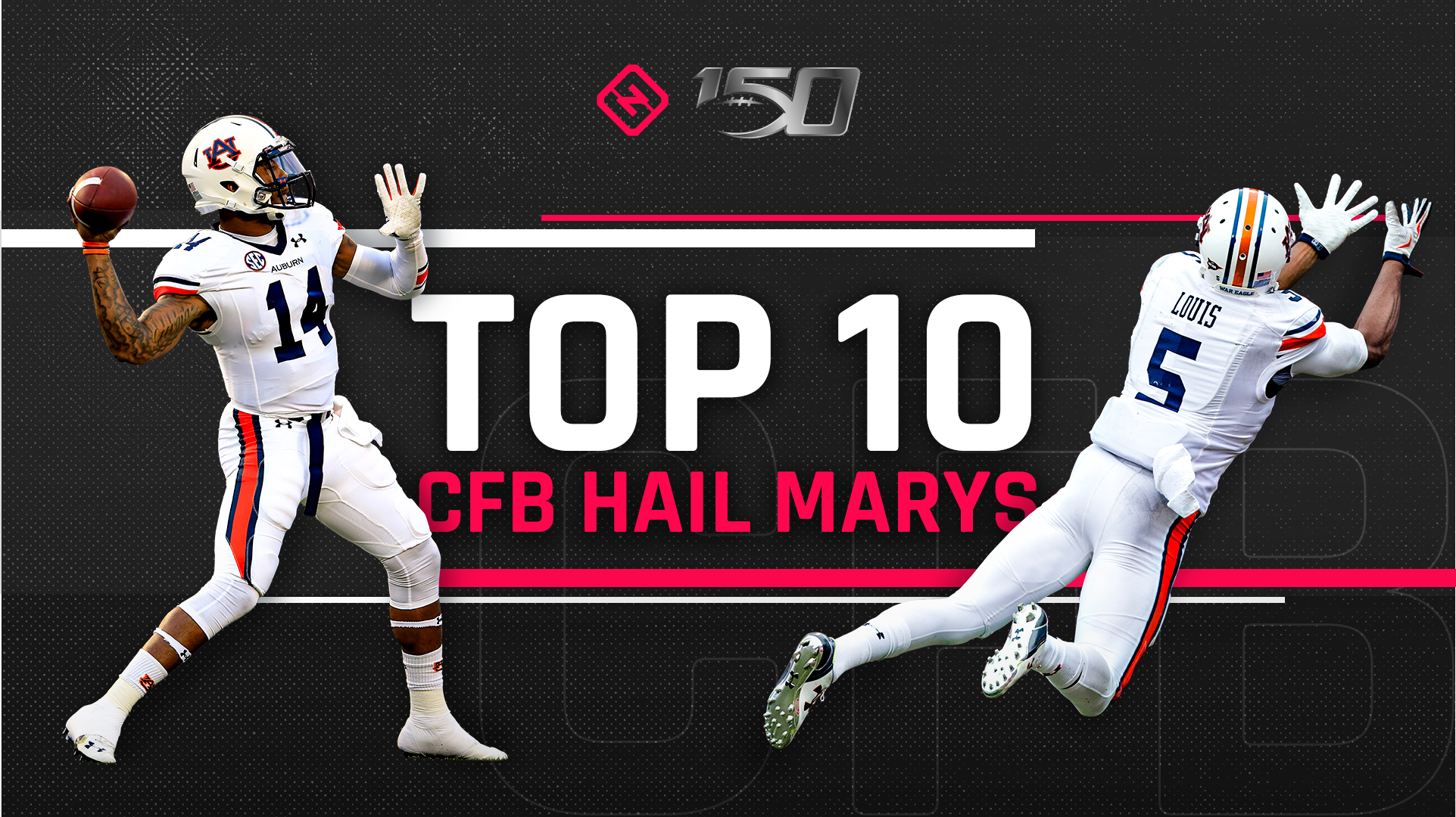 CFB 150: Top 10 Hail Marys in college football history