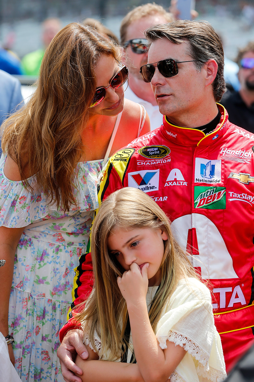 Jeff Gordon Returns Out Of Retirement Into Brickyard Sporting News