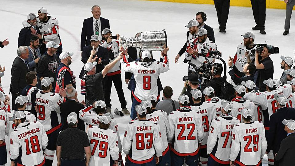For D.C. fans and Capitals' long-suffering faithful, the agony is finally over