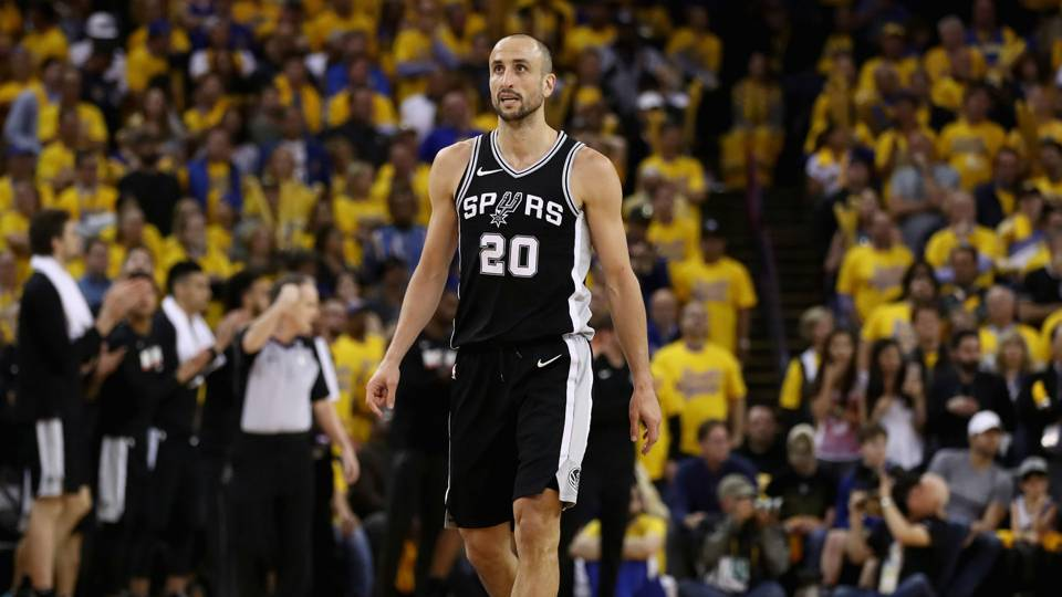 Recapping Manu Ginobili's incredible 16-year career
