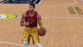 NBA 2K16 Paul George