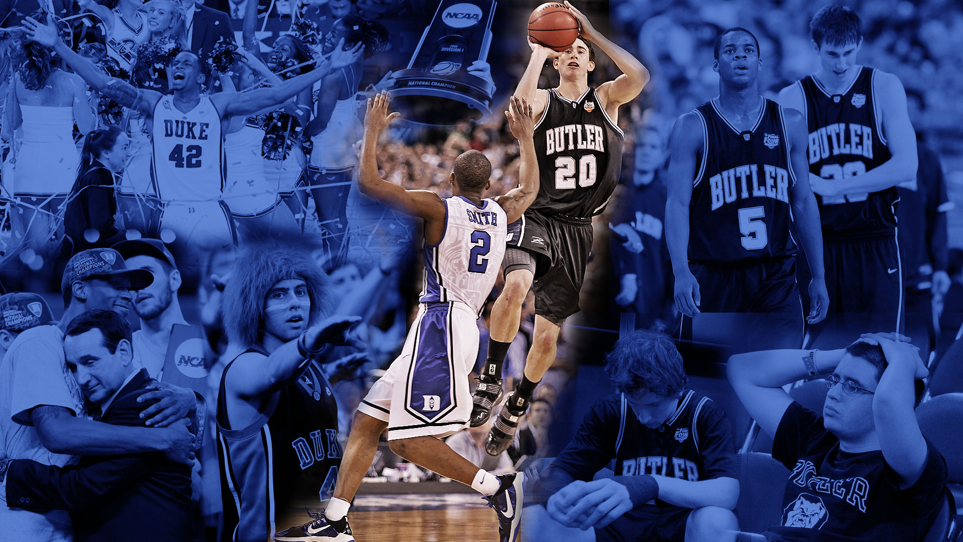 7c0aa0a603be Better than fiction  An oral history of the 2010 Butler-Duke national  championship game