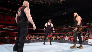 Lesner, Kane, Strowman