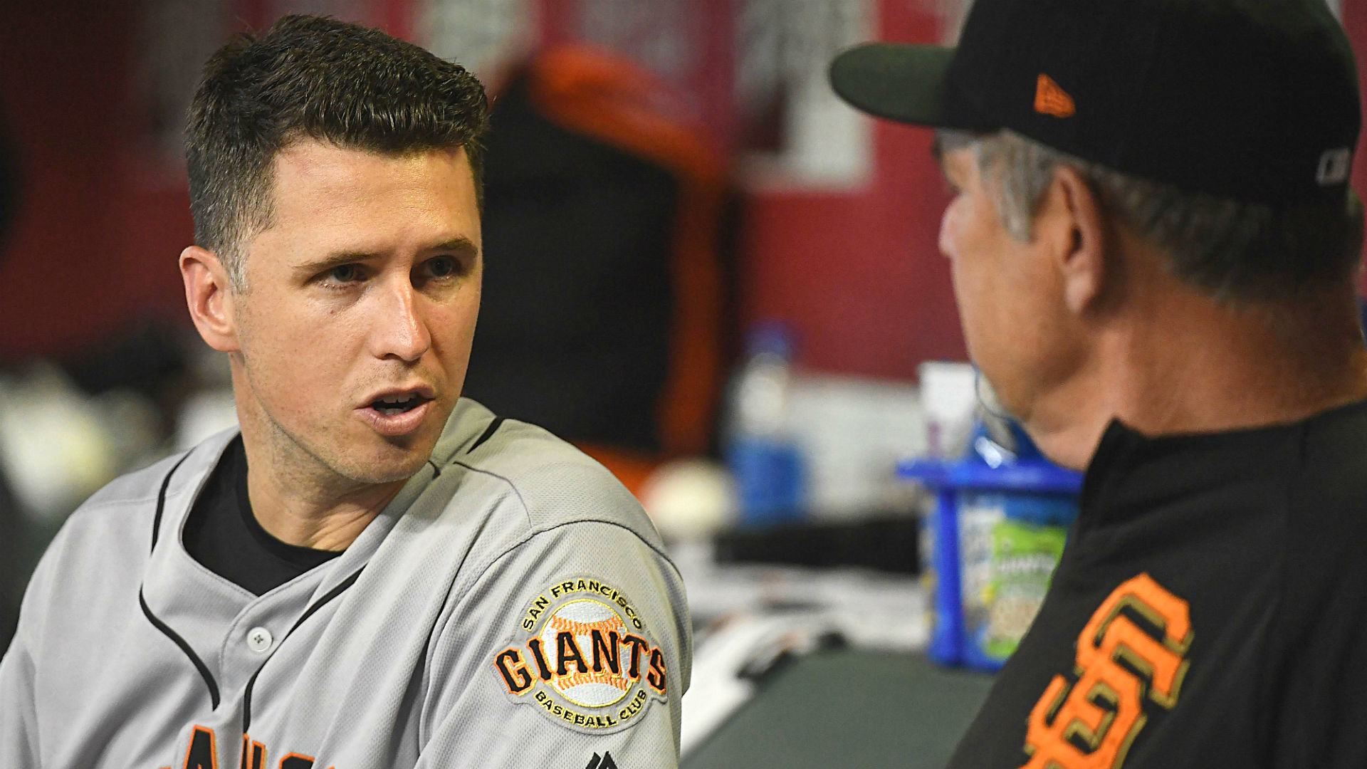 57561a1756a03 Buster Posey tweaks clubs not in  win-now  mode