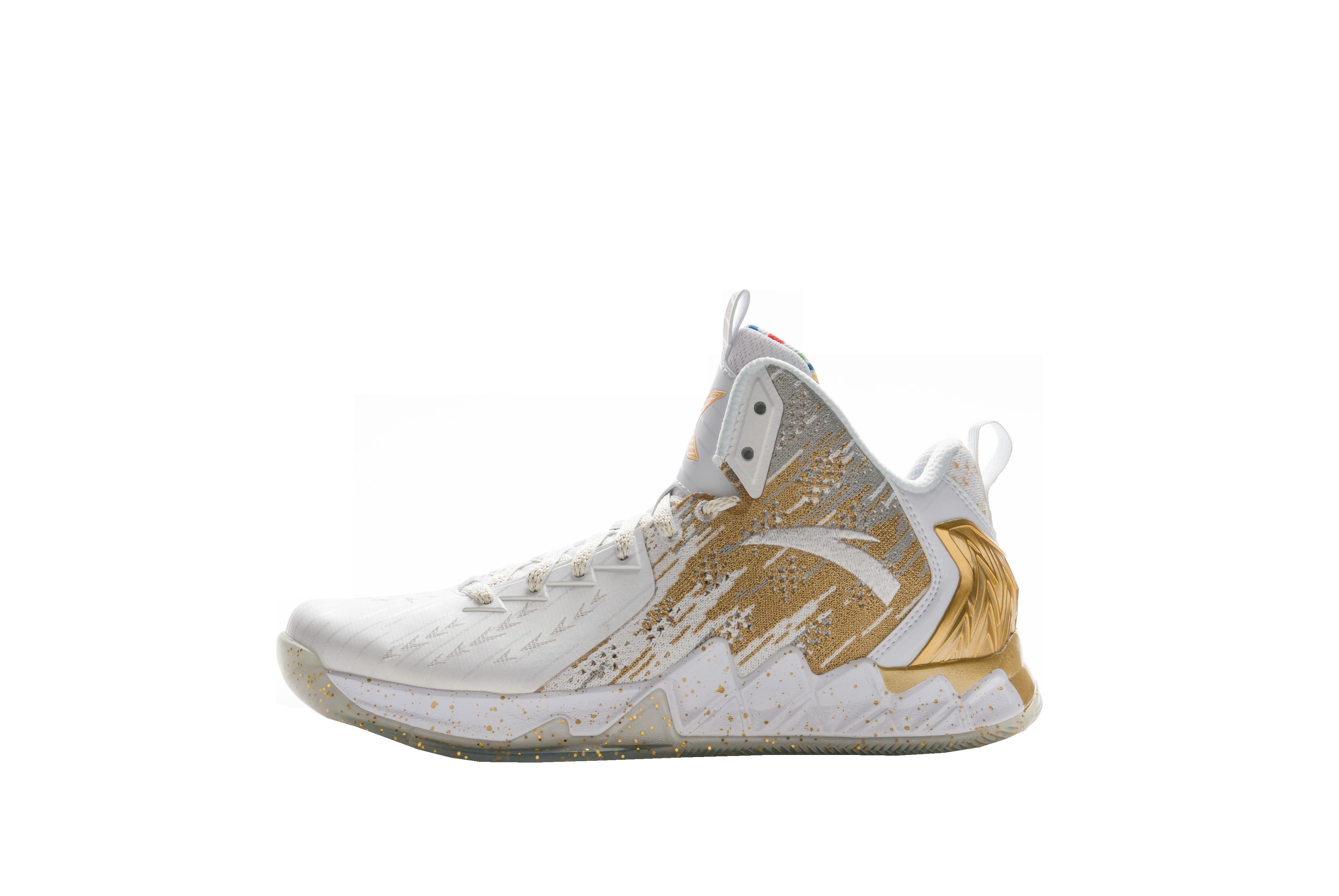 36b522de40b NBA playoffs 2017  Klay Thompson drops ANTA KT2  The Chase  sneakers ...