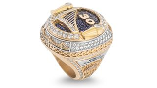 Golden State Warriors championship ring