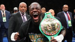 デオンテイ・ワイルダー, WBC世界ヘビー級王者
