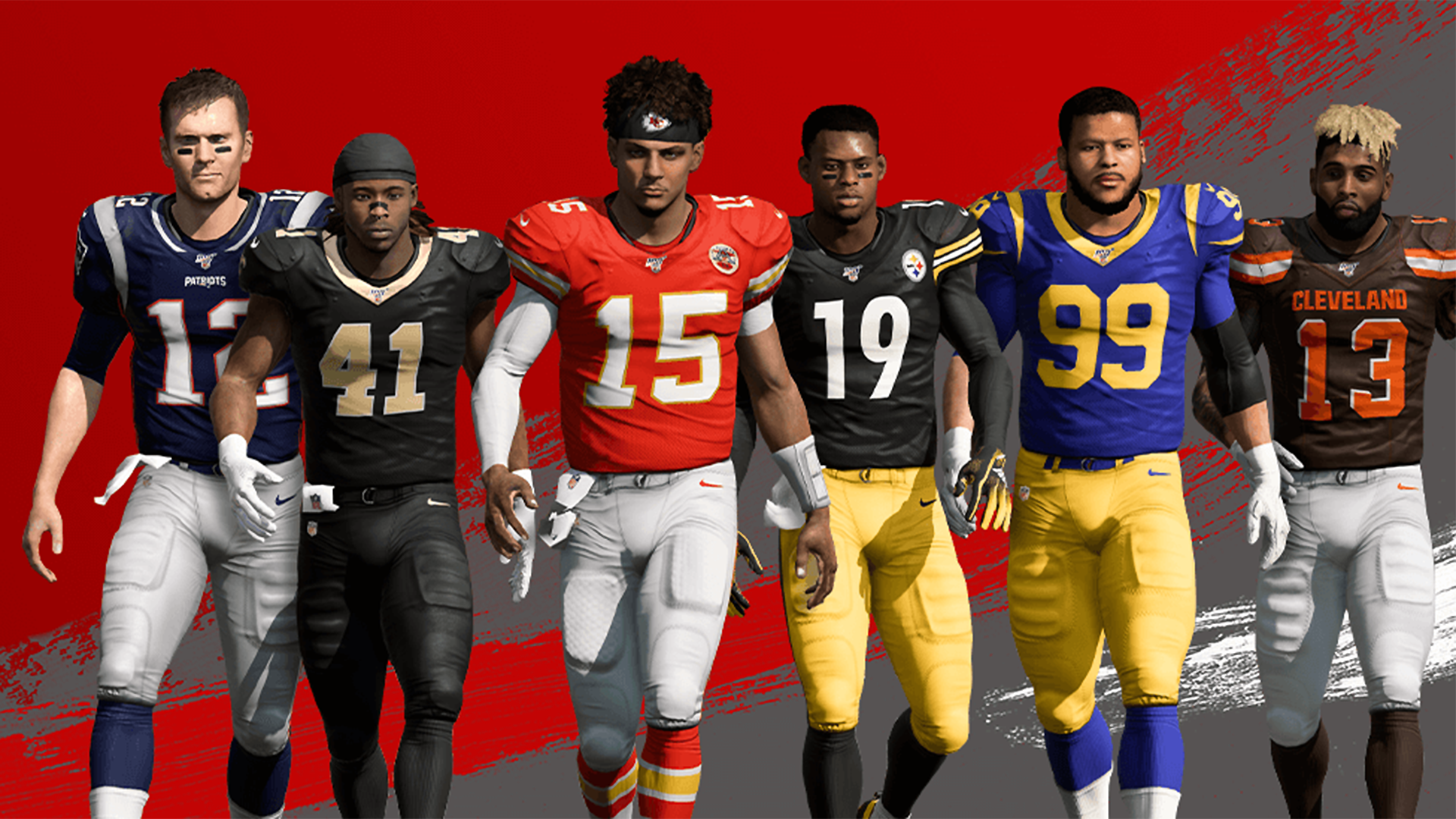 Madden 20' ratings: List of top NFL players at each position